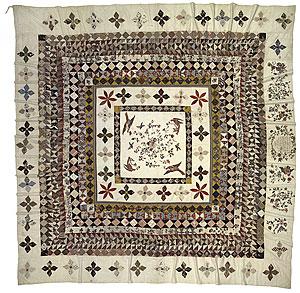 Rajah quilt