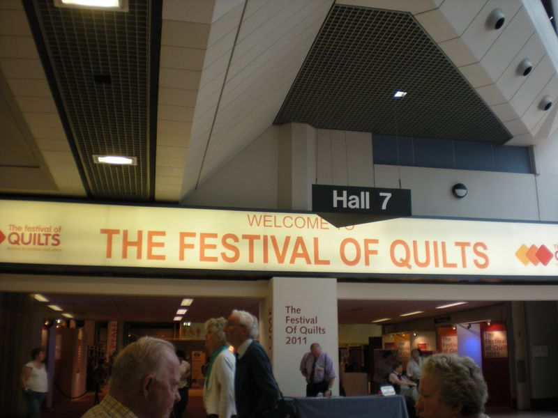 Festival of Quilts 2011 140